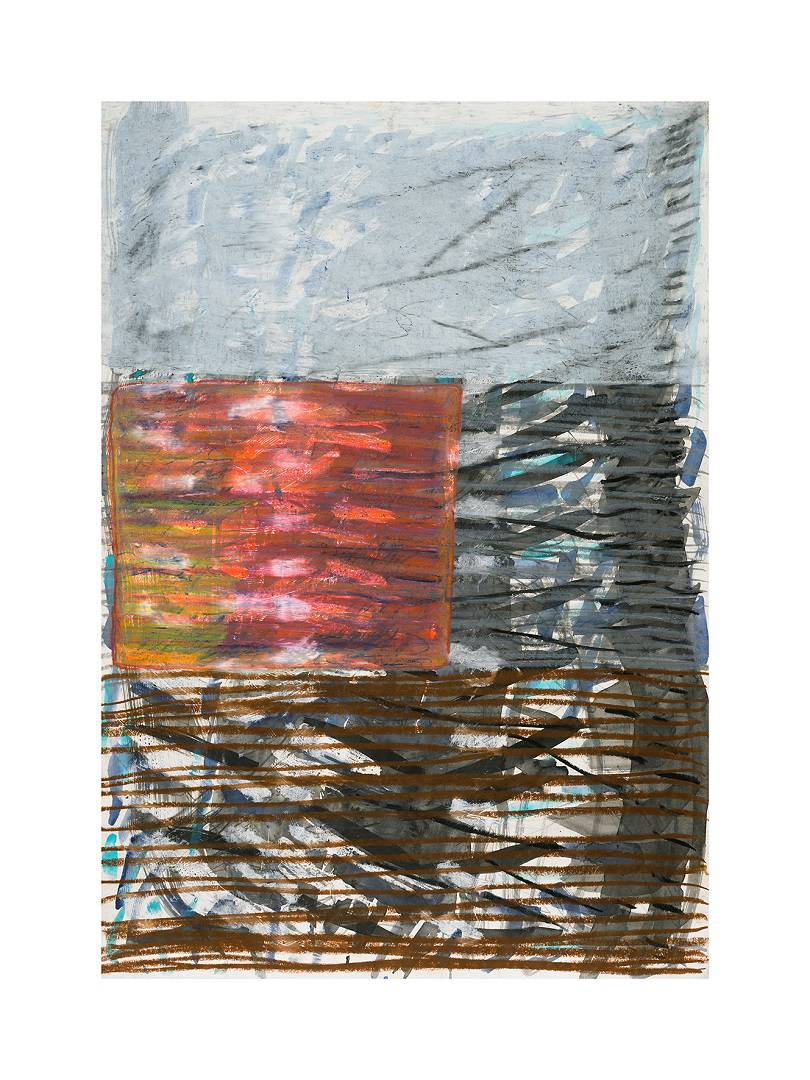 Winter, 2013   Digital Print on Paper