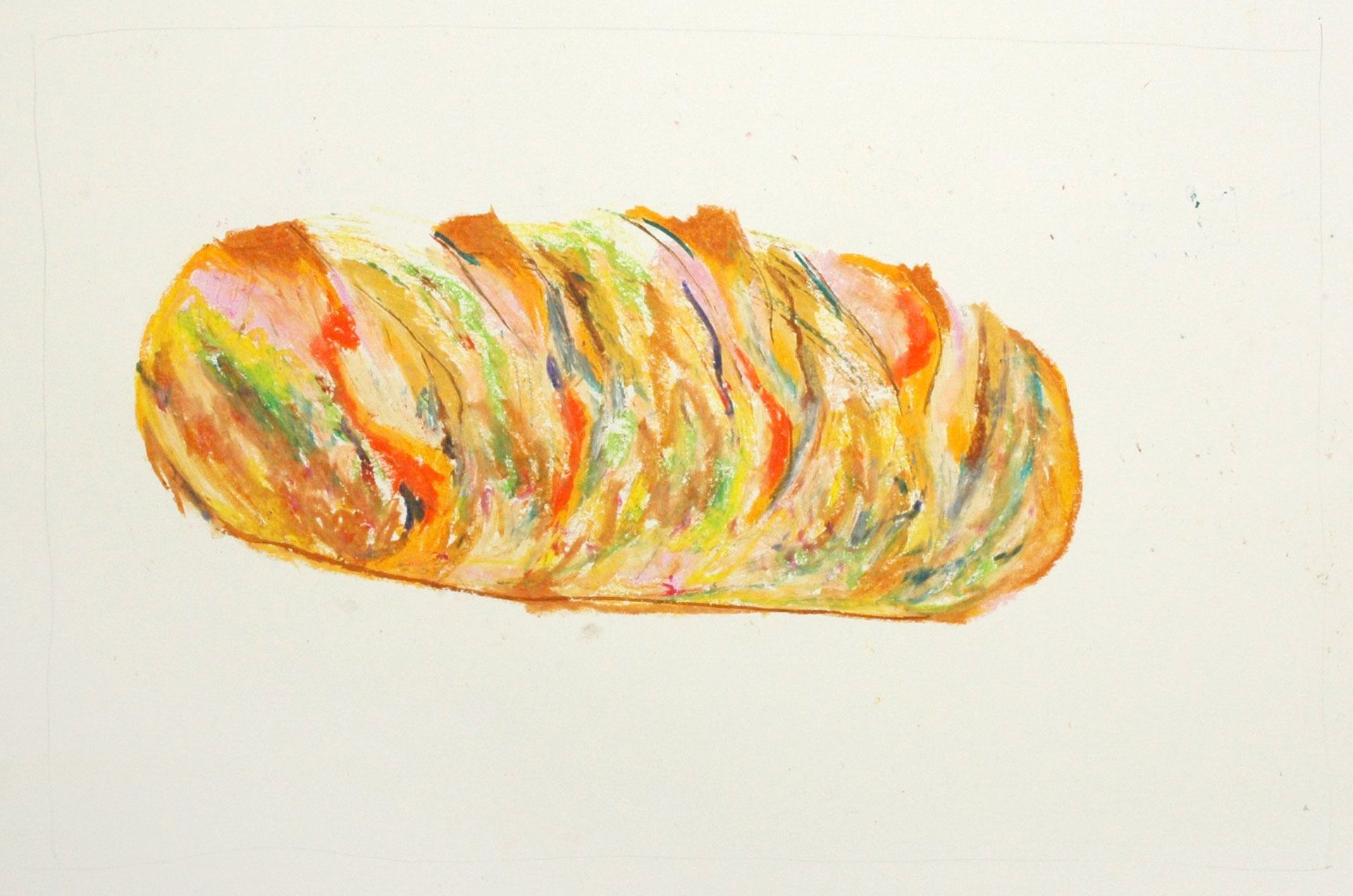 Ohne Titel   The Becoming of Bread   Angelika Beuler   2014