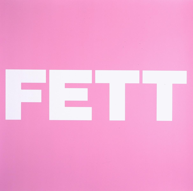 FETT, ROSA | Affirmation tut gut | Angelika Beuler | 1992