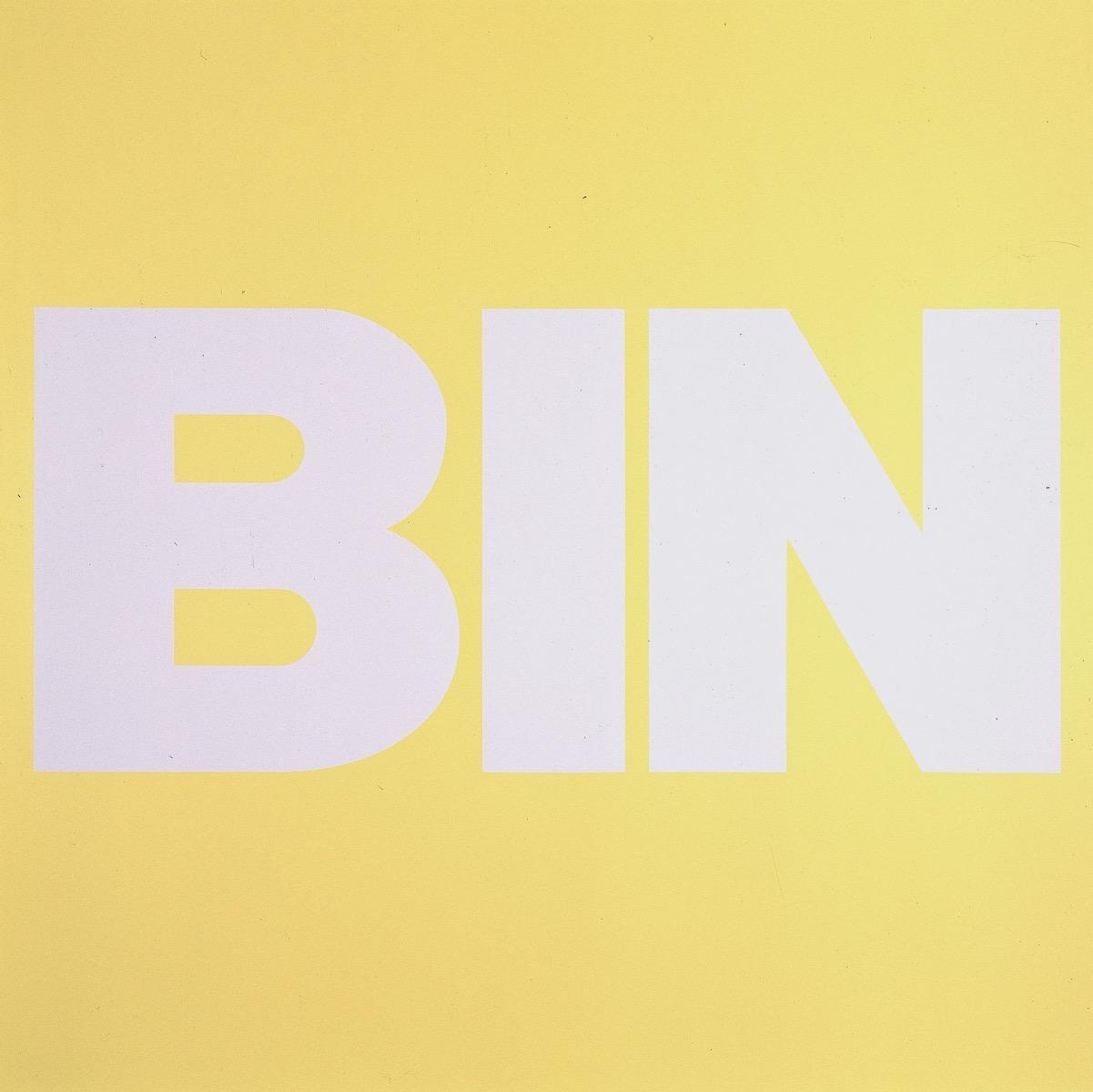 BIN, GELB | Affirmation tut gut | Angelika Beuler | 1992