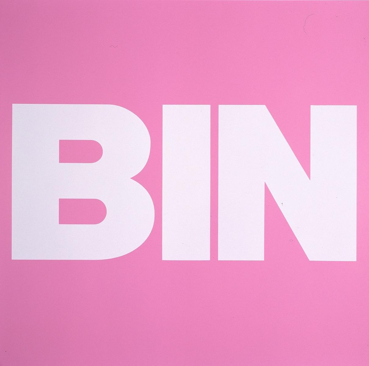 BIN, ROSA | Affirmation tut gut | Angelika Beuler | 1992