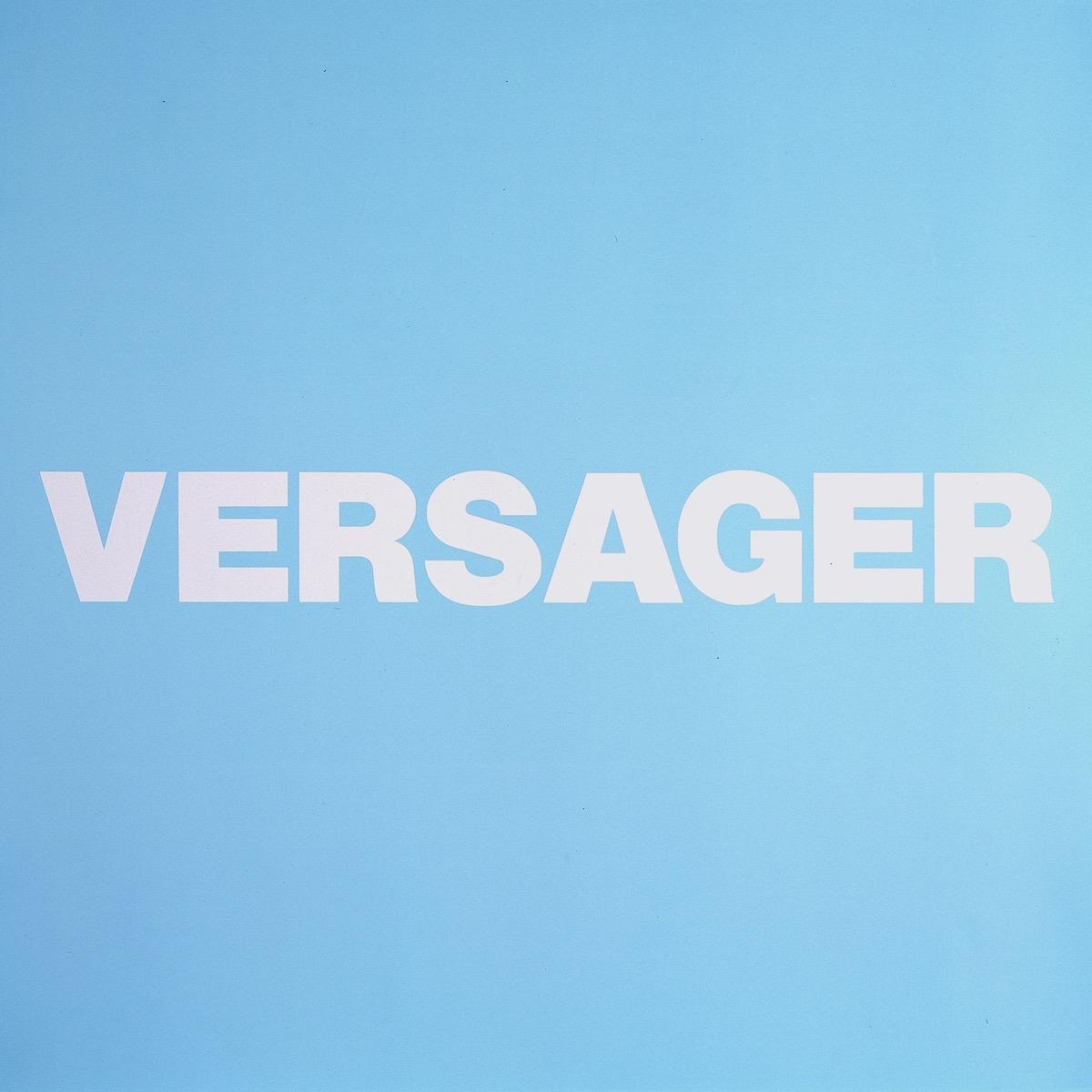 VERSAGER, BLAU | Affirmation tut gut | Angelika Beuler | 1992