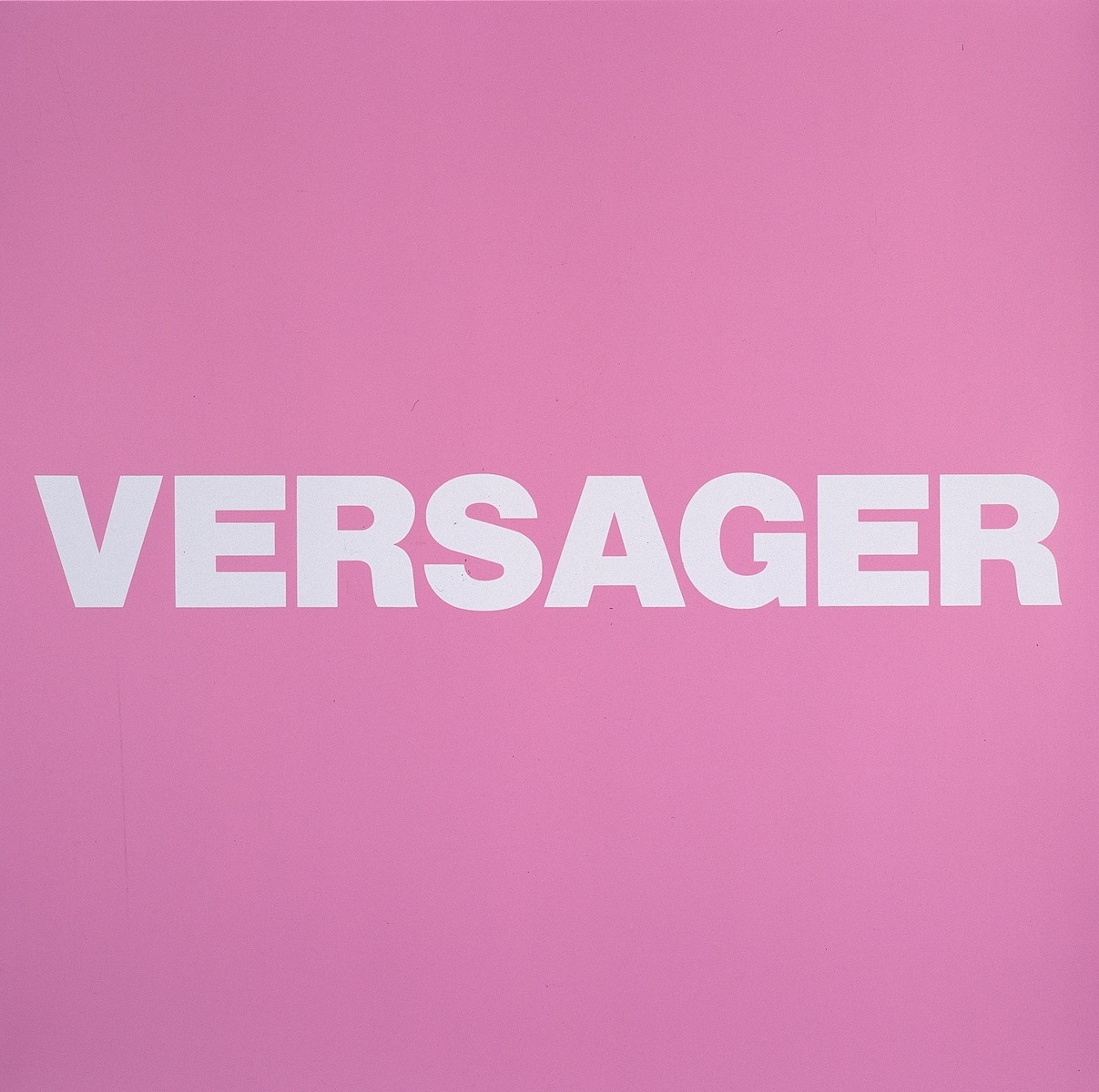 VERSAGER, ROSA | Affirmation tut gut | Angelika Beuler | 1992